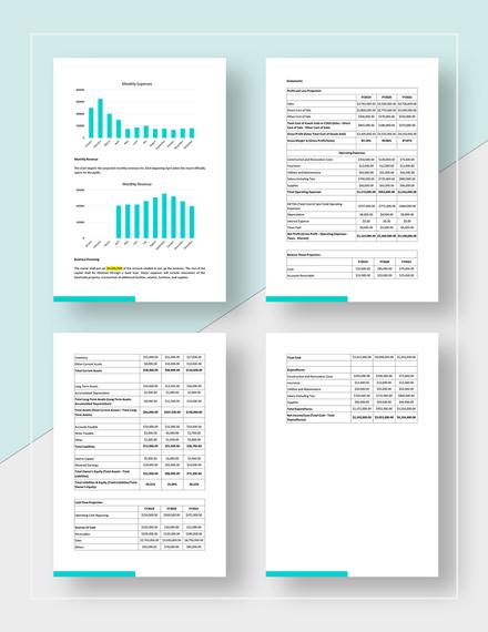 Basic Resort Business Plan
