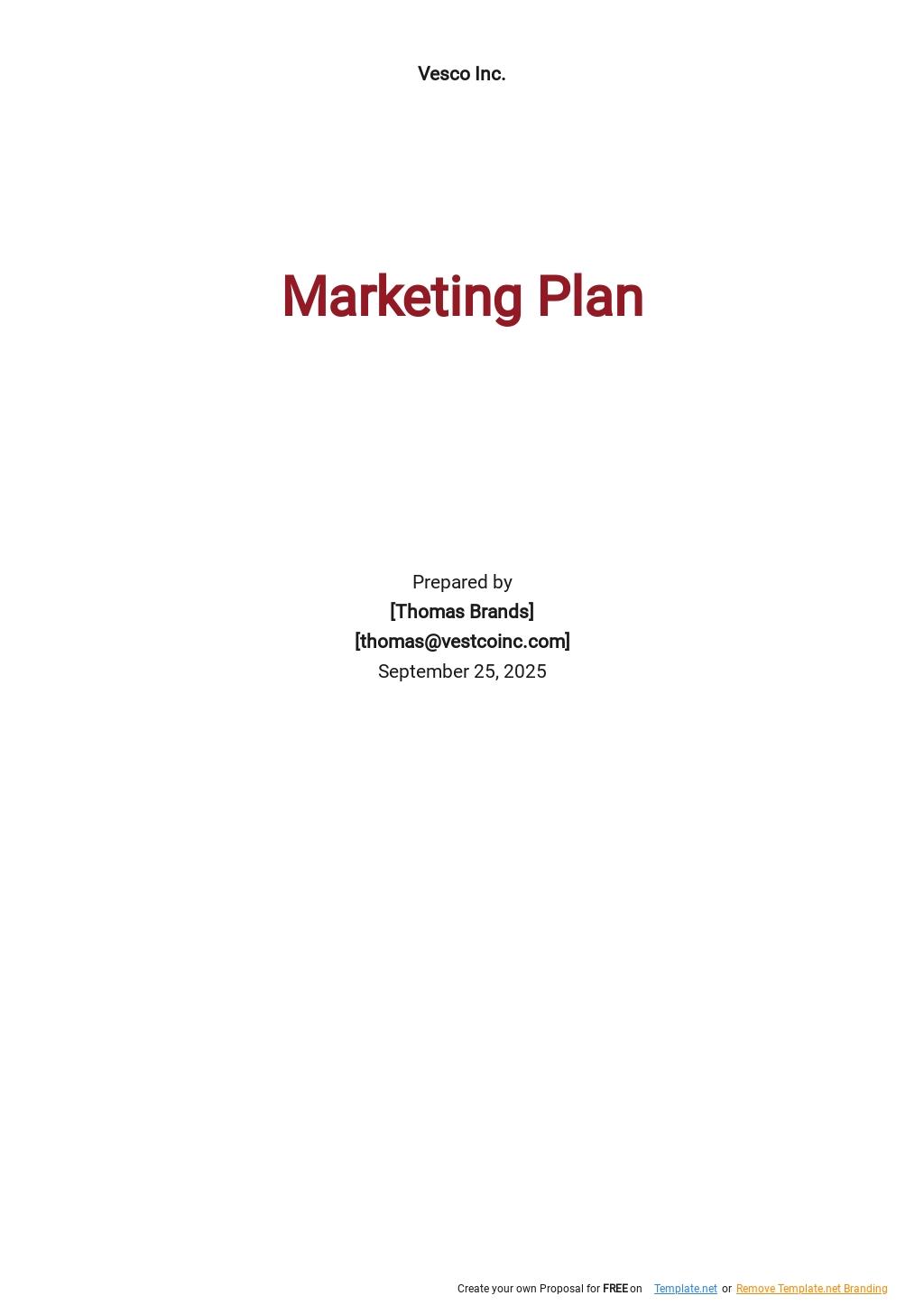 Retail Marketing Plan Template.jpe