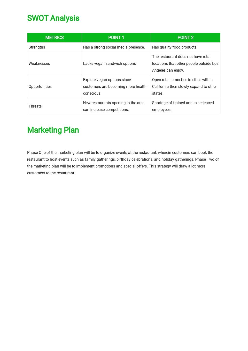 Sandwich Restaurant Business Plan Template 3.jpe