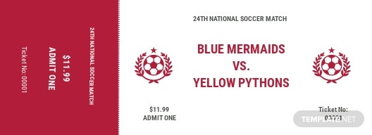 Soccer Game Ticket Template.jpe