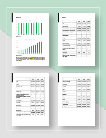 Basic StartUp Real Estate Business Plan