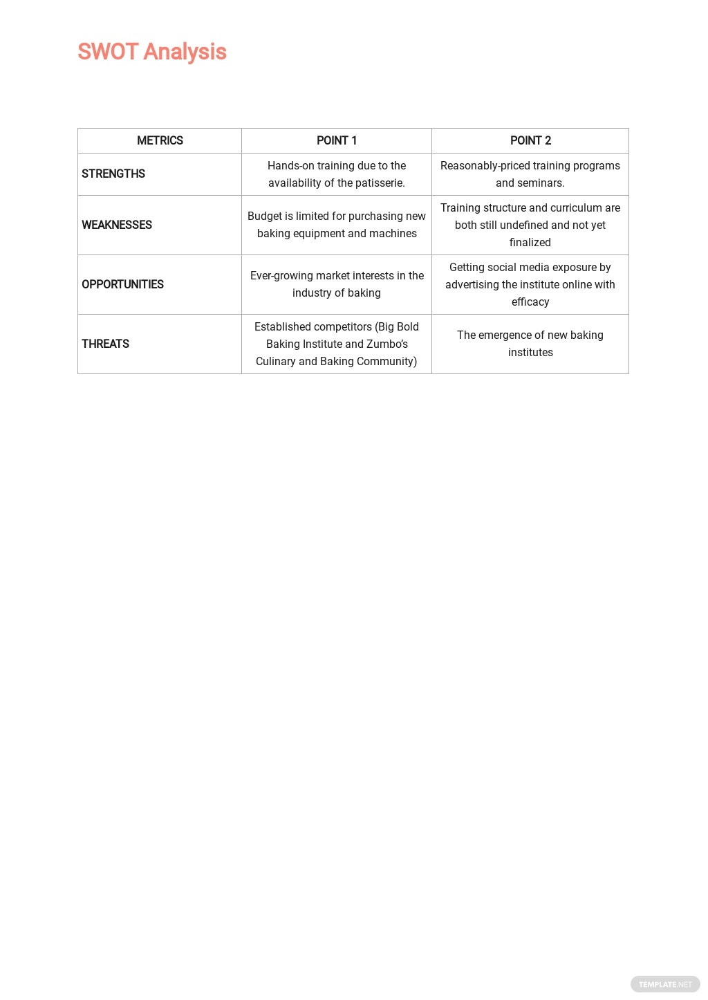 Training Institute or Provider Business Plan Template 3.jpe