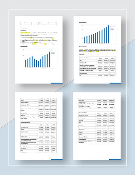 Sample Vacation Rental Business Plan