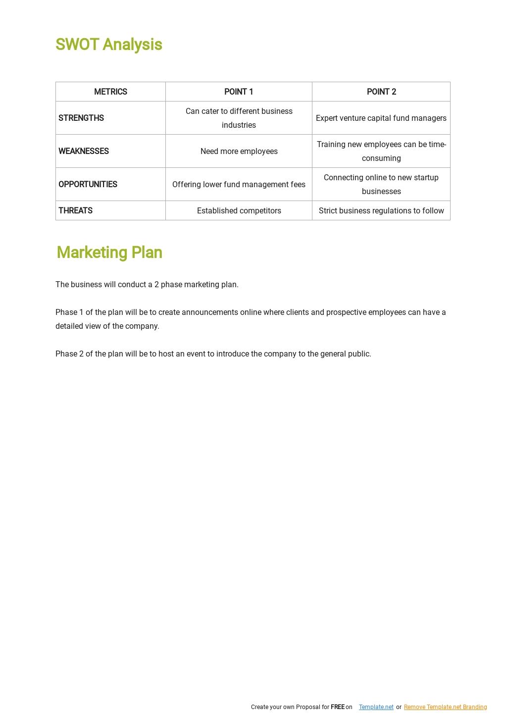 Venture Capital Business Plan Template 3.jpe