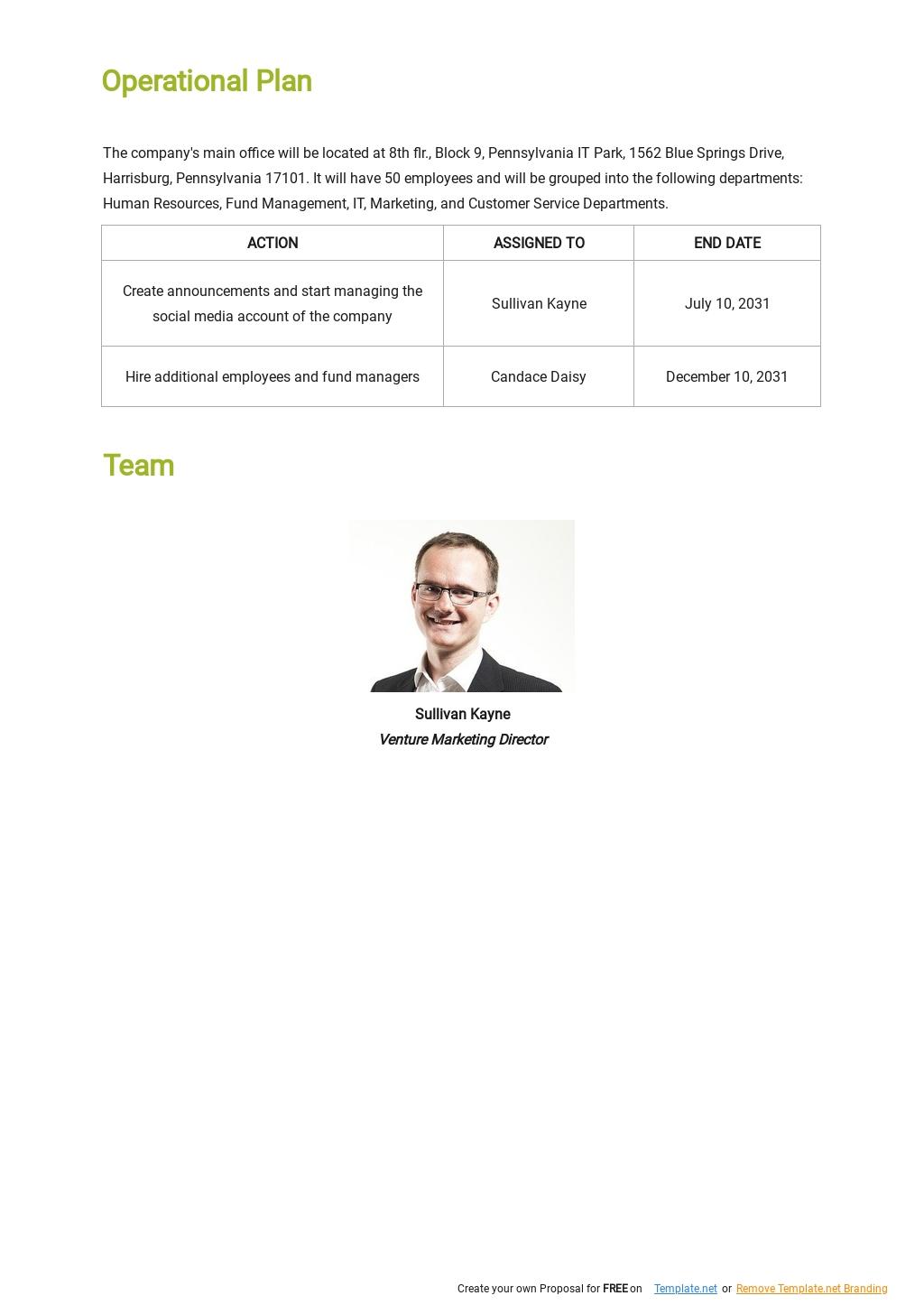 Venture Capital Business Plan Template 4.jpe