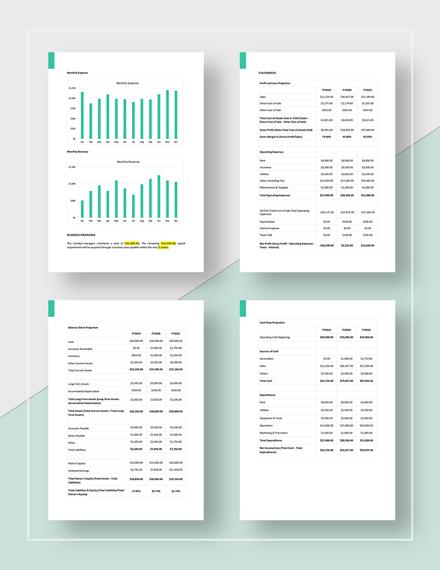 Basic Website Business Plan