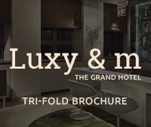 Free Hotel Tri-Fold Brochure Template