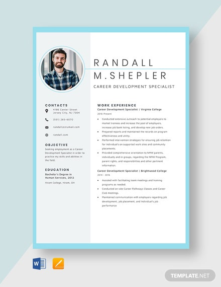 download 3314  resume templates