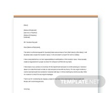 Free Simple Resume Cover Letter Template in Microsoft Word Apple