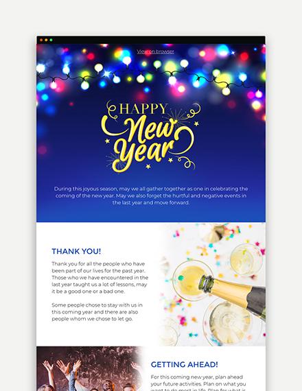 Sample Holiday Newsletter