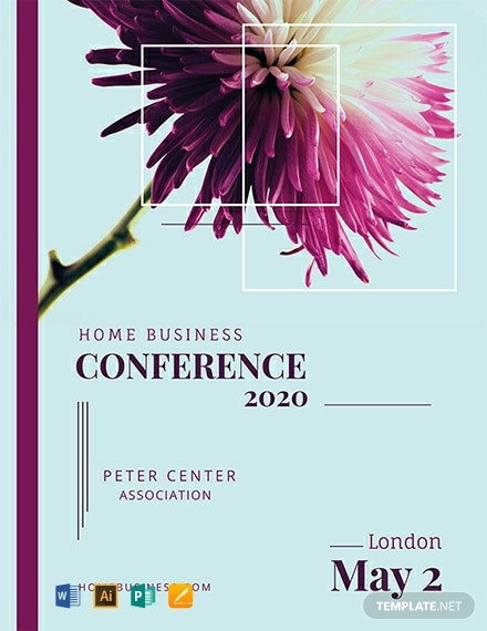 Free Conference Flyer Template