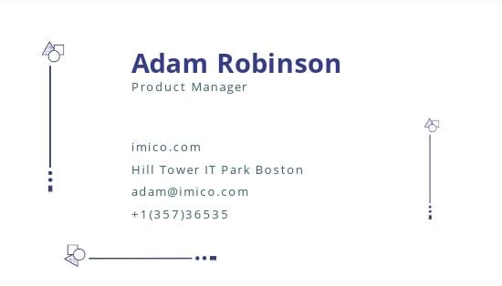Tech Start up Business Card Template 1.jpe
