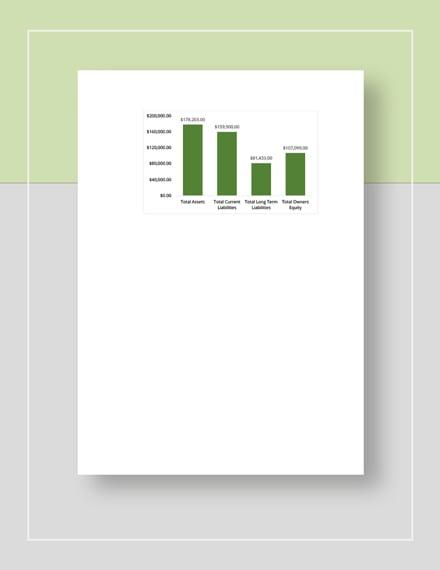 Non Profit Balance Sheet Download