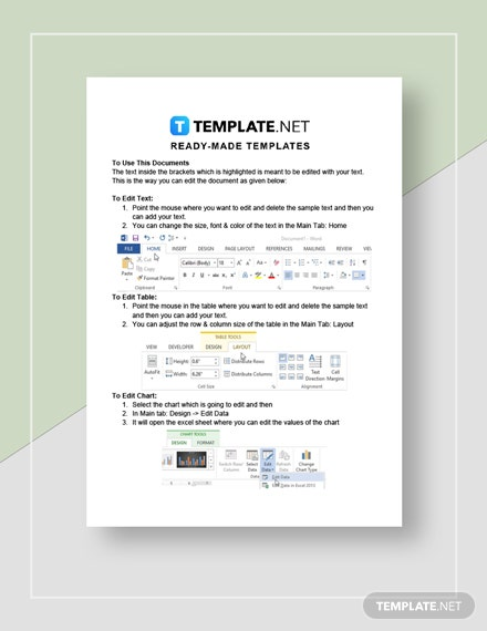 Project Worksheet Instructions