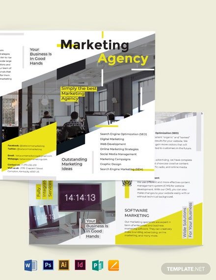 Marketing BiFold Brochure