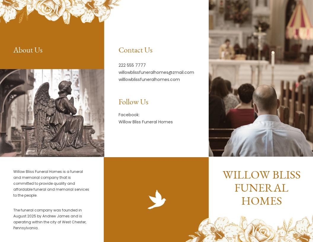 Editable Cremation Funeral Tri Fold Brochure Template.jpe
