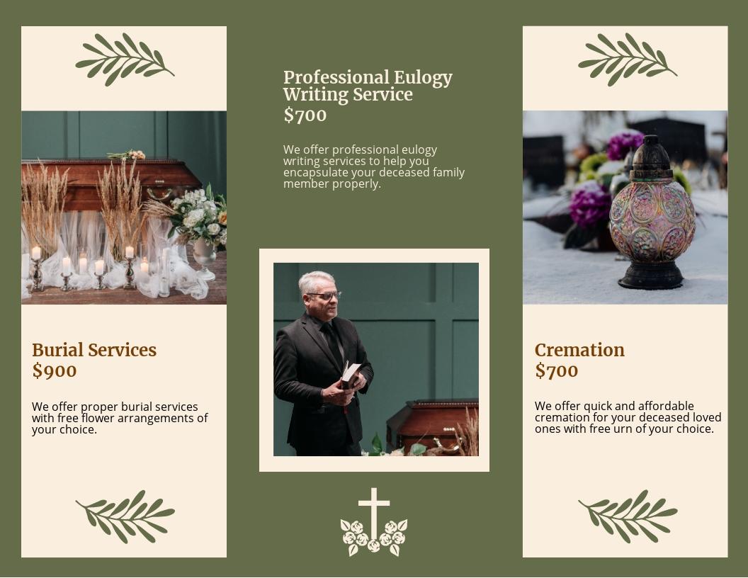 Catholic Eulogy Funeral Tri Fold Brochure Template 1.jpe