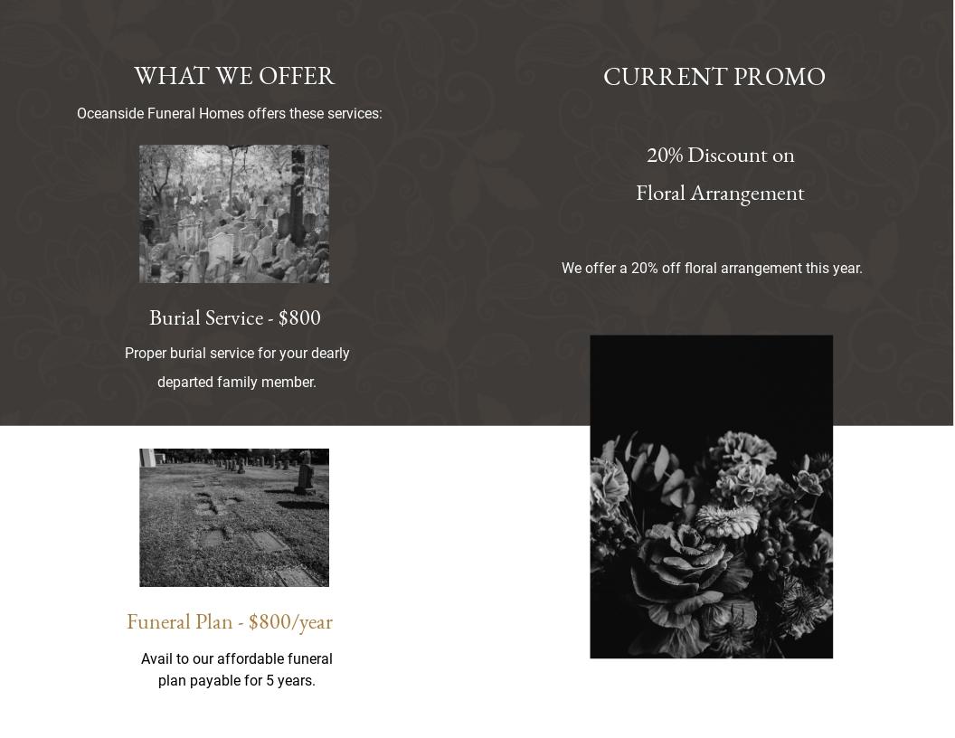Christian Eulogy Funeral Bi Fold Brochure Template 1.jpe