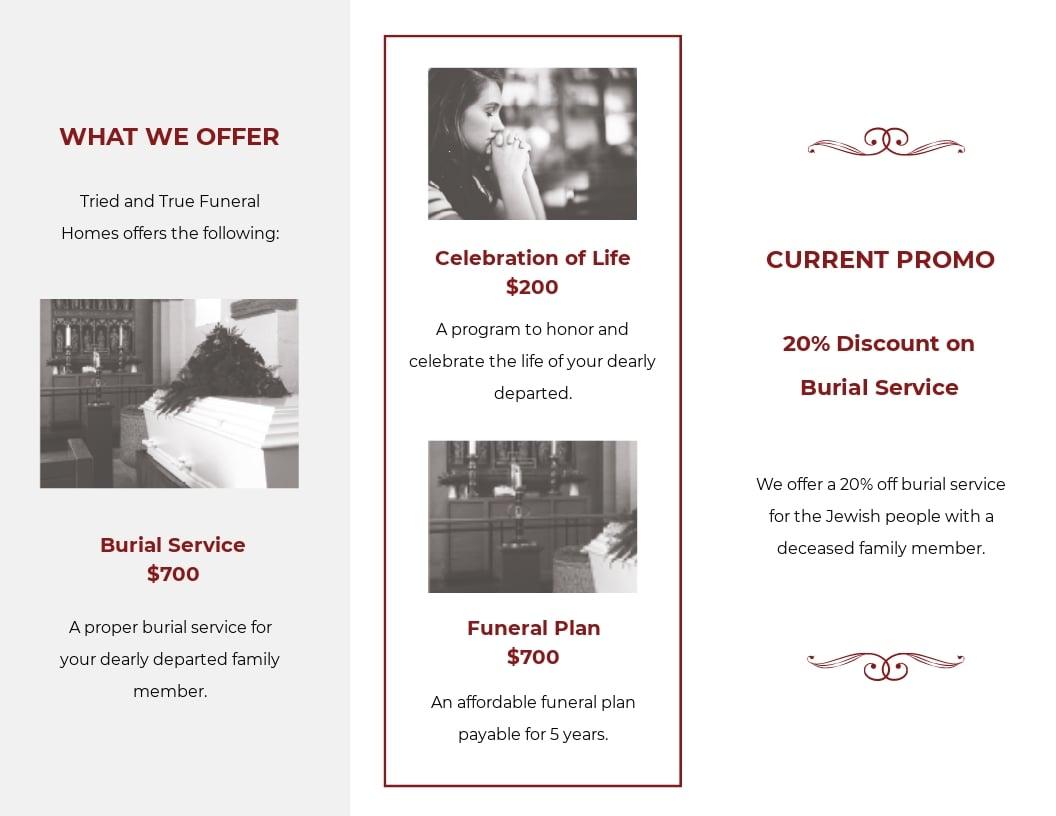 Church Eulogy Funeral Tri Fold Brochure Template 1.jpe