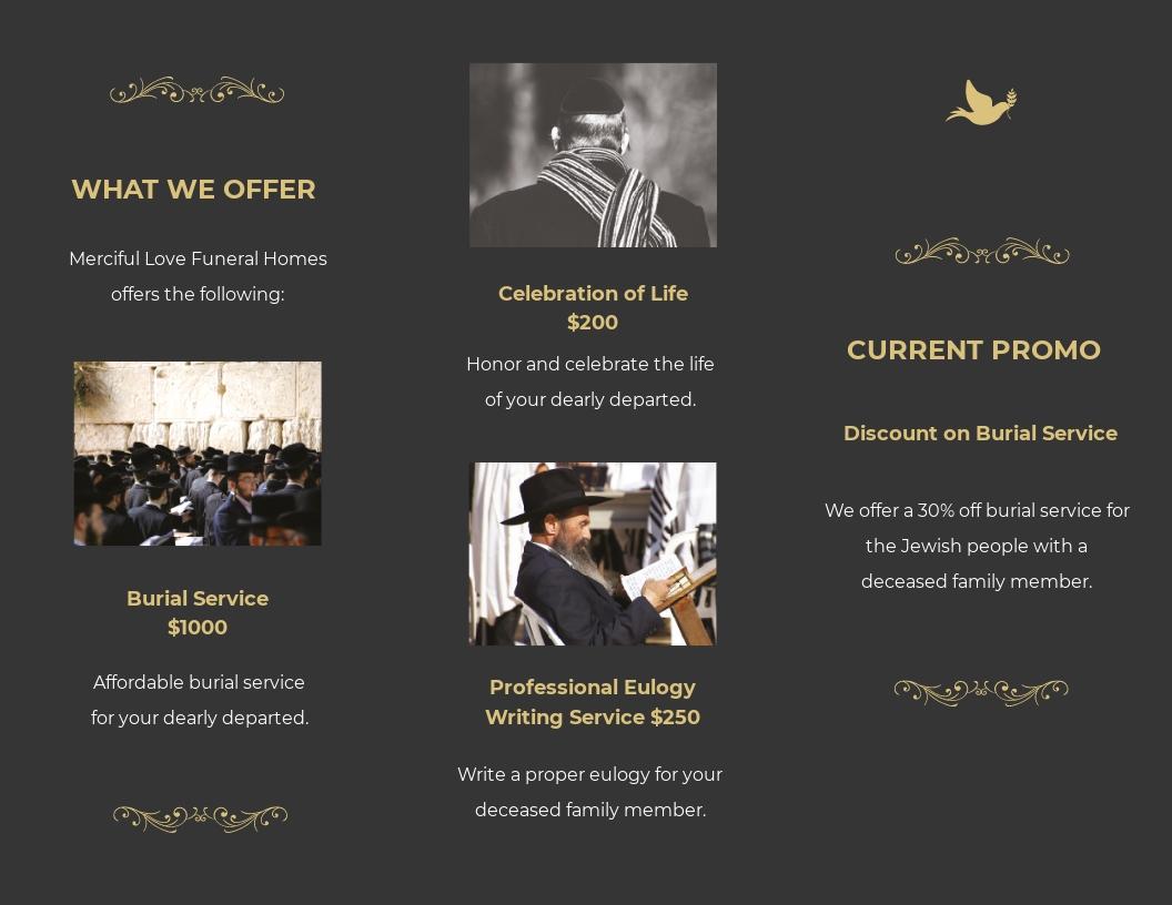 Jewish Eulogy Funeral Tri Fold Brochure Template 1.jpe