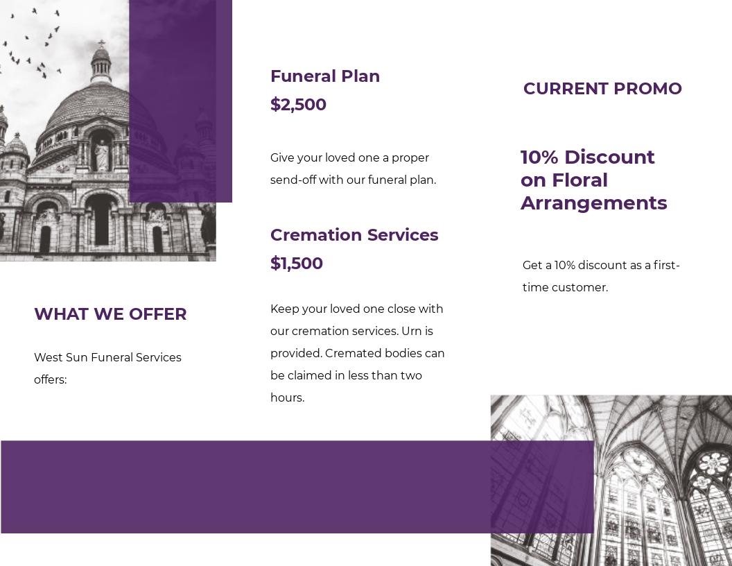 Church Funeral Service Tri Fold Brochure Template 1.jpe