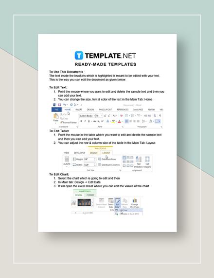 Resume Worksheet Instructions