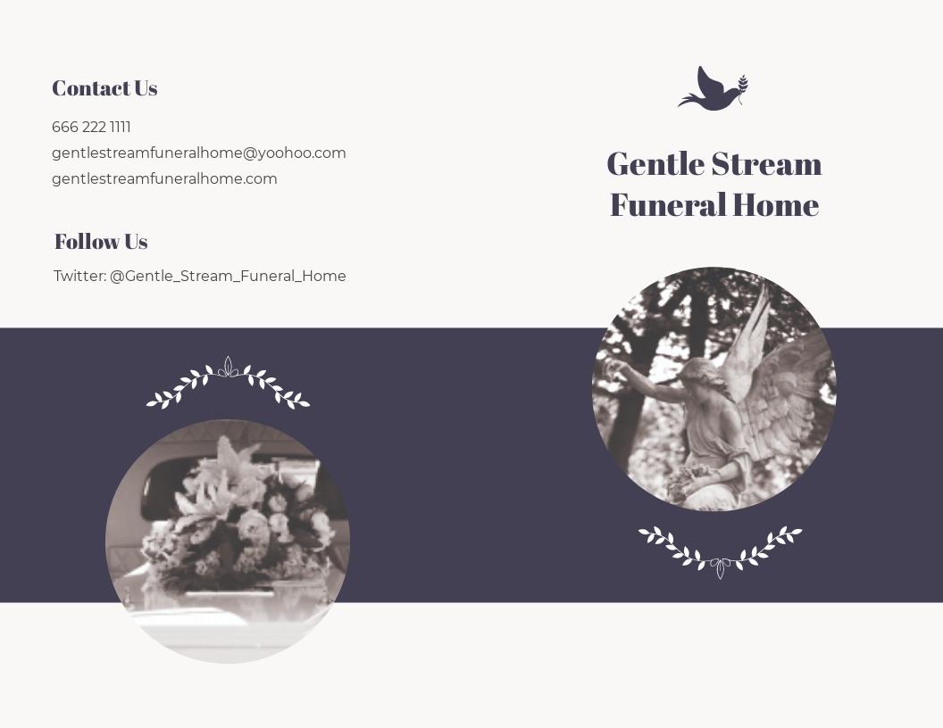 Legacy Funeral Service Bi Fold Brochure Template.jpe