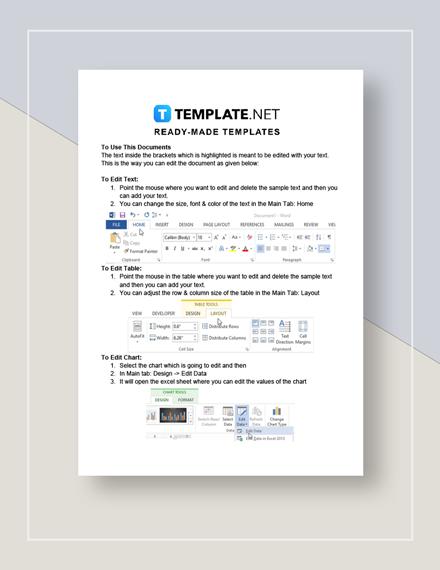 Wrestling Score Sheet Instructions