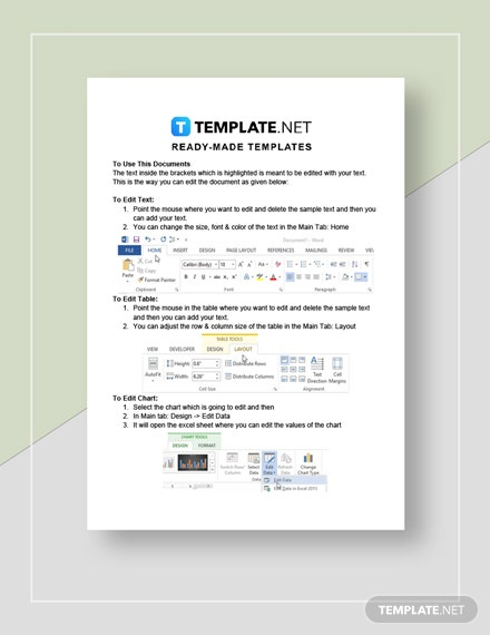 Accounting Spreadsheet Templates For Small Business Instructions