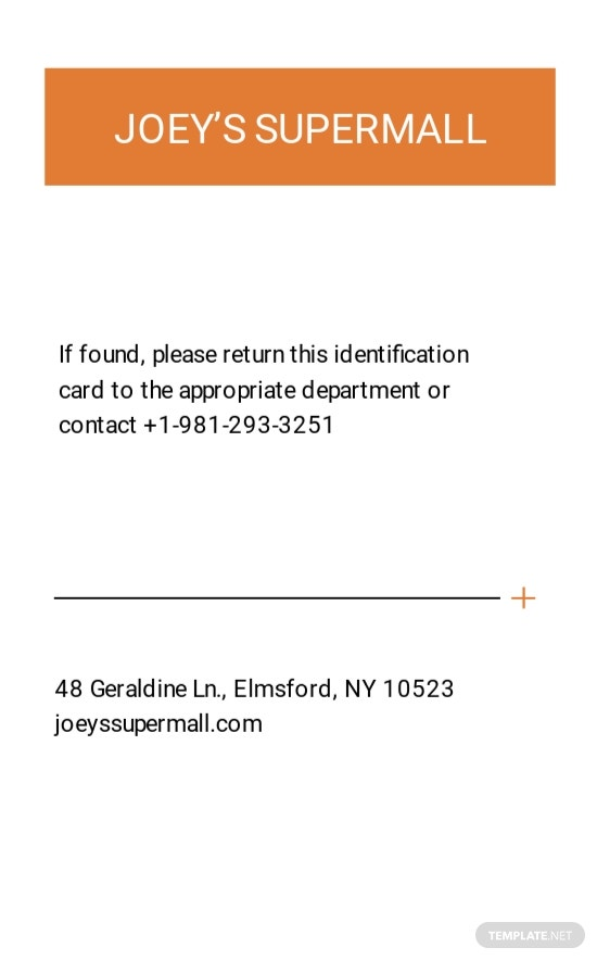 Security Officer ID Card Template 1.jpe