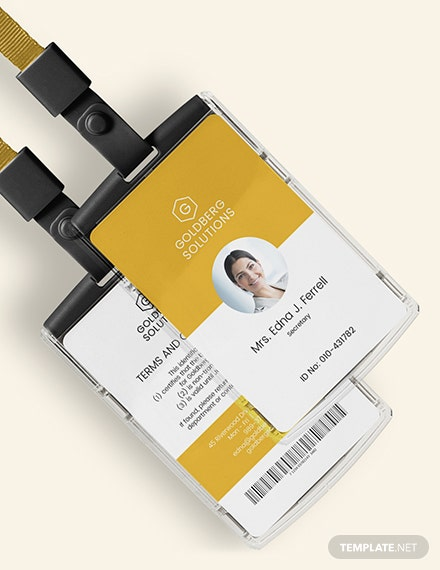 Simple ID Card Download