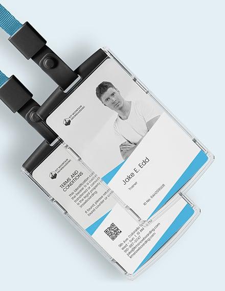 SnowBoard ID Card Download