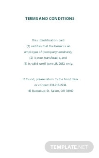 Blank Employee ID Card Template 1.jpe