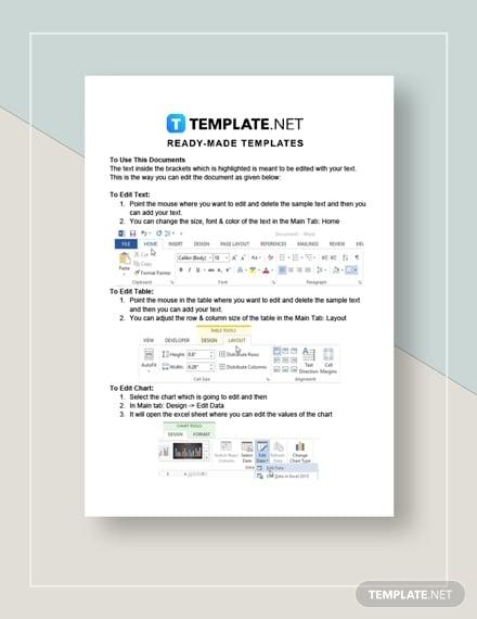 Architect Invoice Instructions