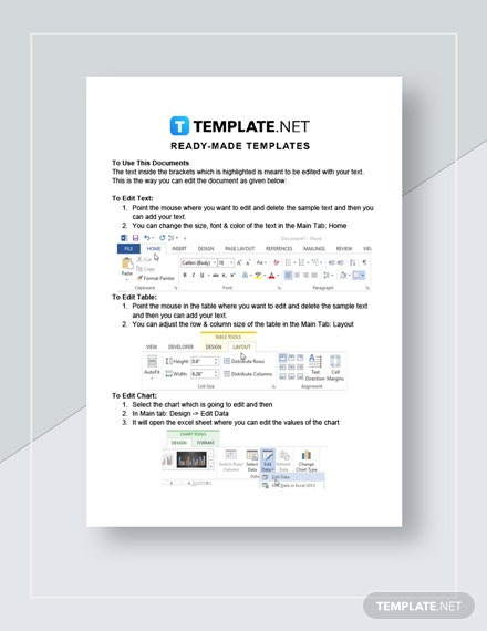 Retail Store Invoice Instructions