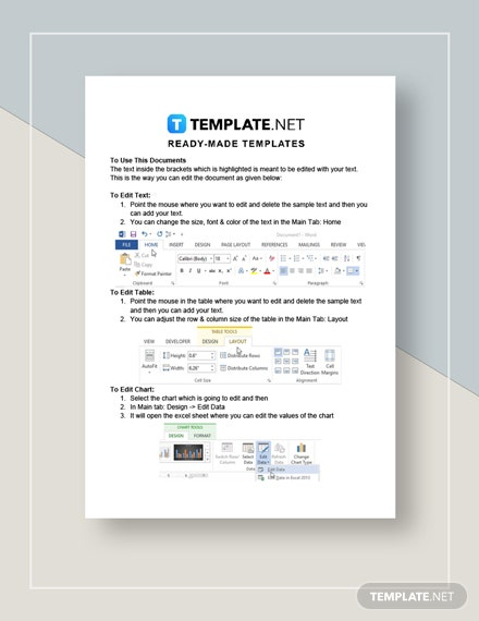 Training Invoice Instructions