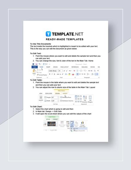 Transportation Invoice Instructions