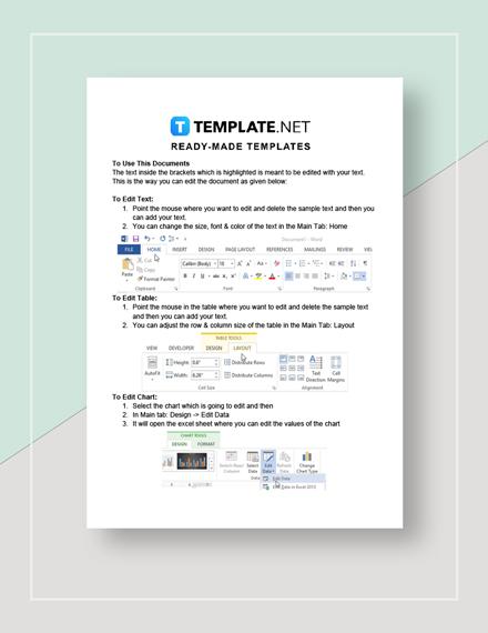 Equipment Invoice Instructions