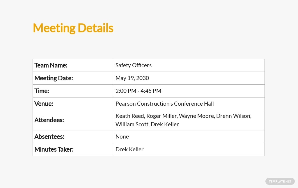 Construction Safety Meeting Minutes Template 1.jpe