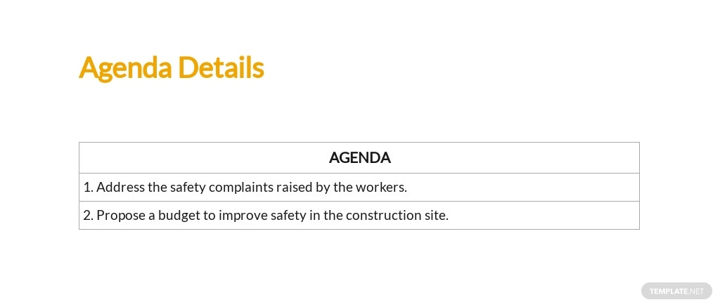 Construction Safety Meeting Minutes Template 2.jpe