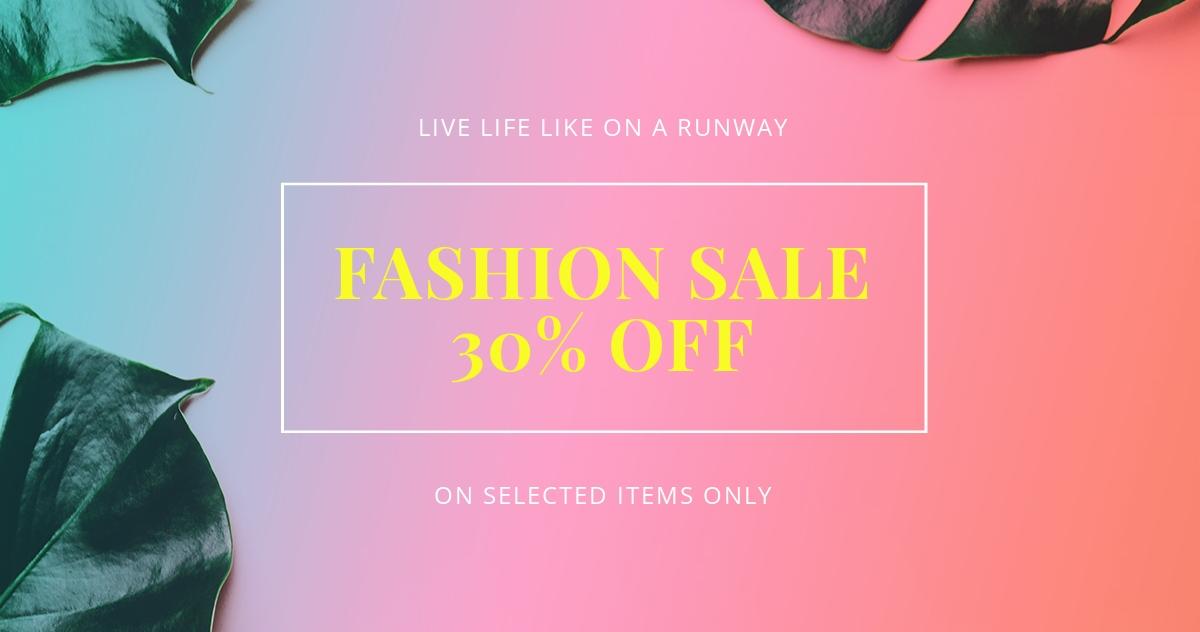 Basic Fashion Sale Blog Post Template.jpe