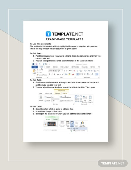 International Commercial Invoice Instructions