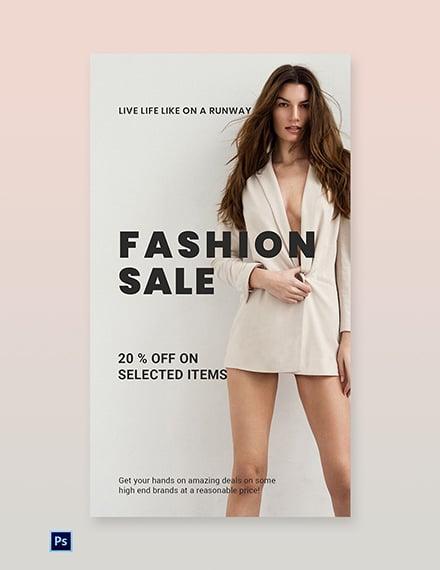 Free Grand Fashion Sale Whatsapp Image