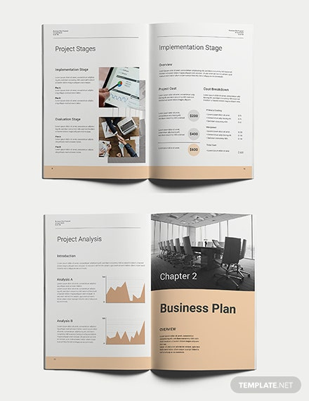 Business Plan Proposal Template