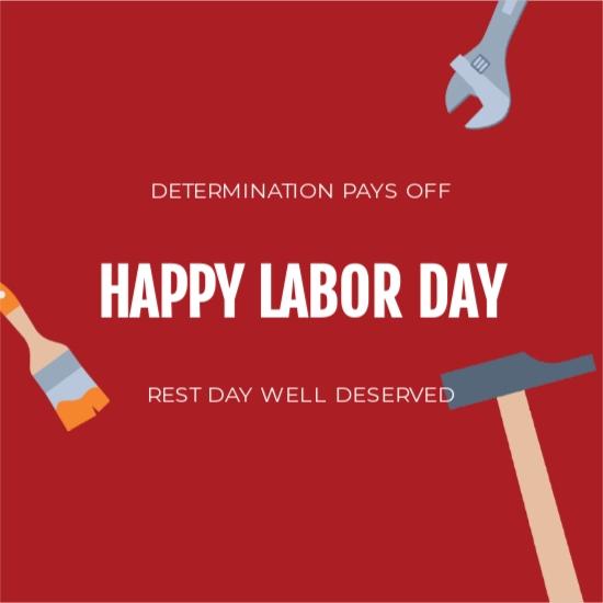 Labor Day Facebook Profile Photo Template.jpe