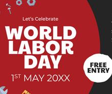 Free Labor Day LinkedIn Blog Post Template