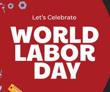 Free Labor Day LinkedIn Profile Banner Template