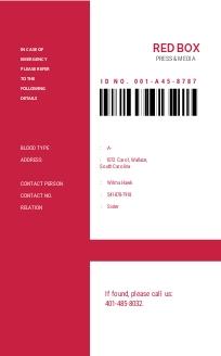 Vertical Press ID Card Template 1.jpe
