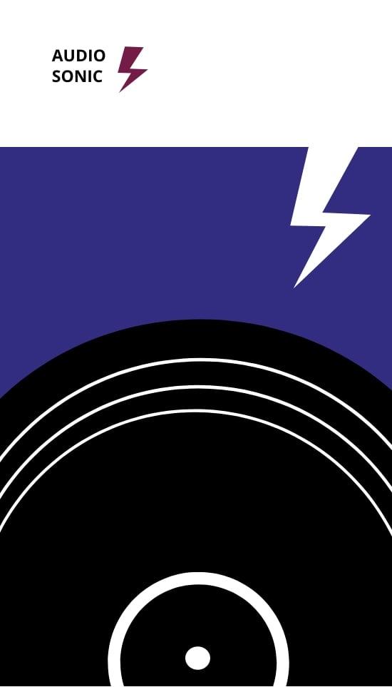 Sound Engineer Business Card Template.jpe
