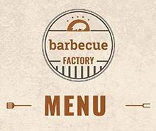 Free Minimal Barbecue Menu Template